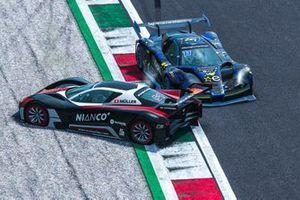 #51, Nico Müller, NIANCO esports (pro), #11, Luca Kita, Biela Racing Team EURONICS (esports)