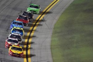 Joey Logano, Team Penske, Ford Mustang Shell Pennzoil, Ryan Blaney, Team Penske, Ford Mustang BodyArmor