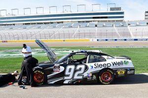Josh Williams, DGM Racing, Chevrolet Camaro Sleep Well/Silverton Casino