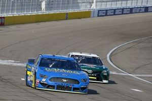 #53: Josh Bilicki, Rick Ware Racing, Ford Mustang, #49: Chad Finchum, Motorsports Business Management, Toyota Camry LasVegas.net