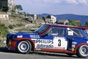 Jean Ragnotti, Renault R5 Turbo