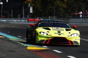 #98 Aston Martin Racing Aston Martin Vantage AMR: Paul Dalla Lana, Ross Gunn, Augusto Farfus