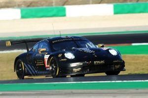 #77 Dempsey - Proton Racing Porsche 911 RSR: Christian Ried, Michele Beretta, Alessio Picariello