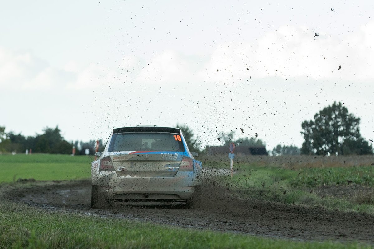 Aarova Rally Oudenaarde