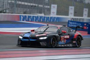 #24 BMW Team RLL BMW M8 GTE, GTLM: John Edwards, Jesse Krohn