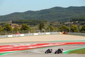 Loris Baz, Ten Kate Racing Yamaha, Jonas Folger, Bonovo Action by MGM Racing