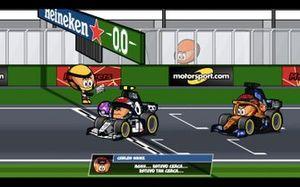 El GP de Italia, por MiniDrivers
