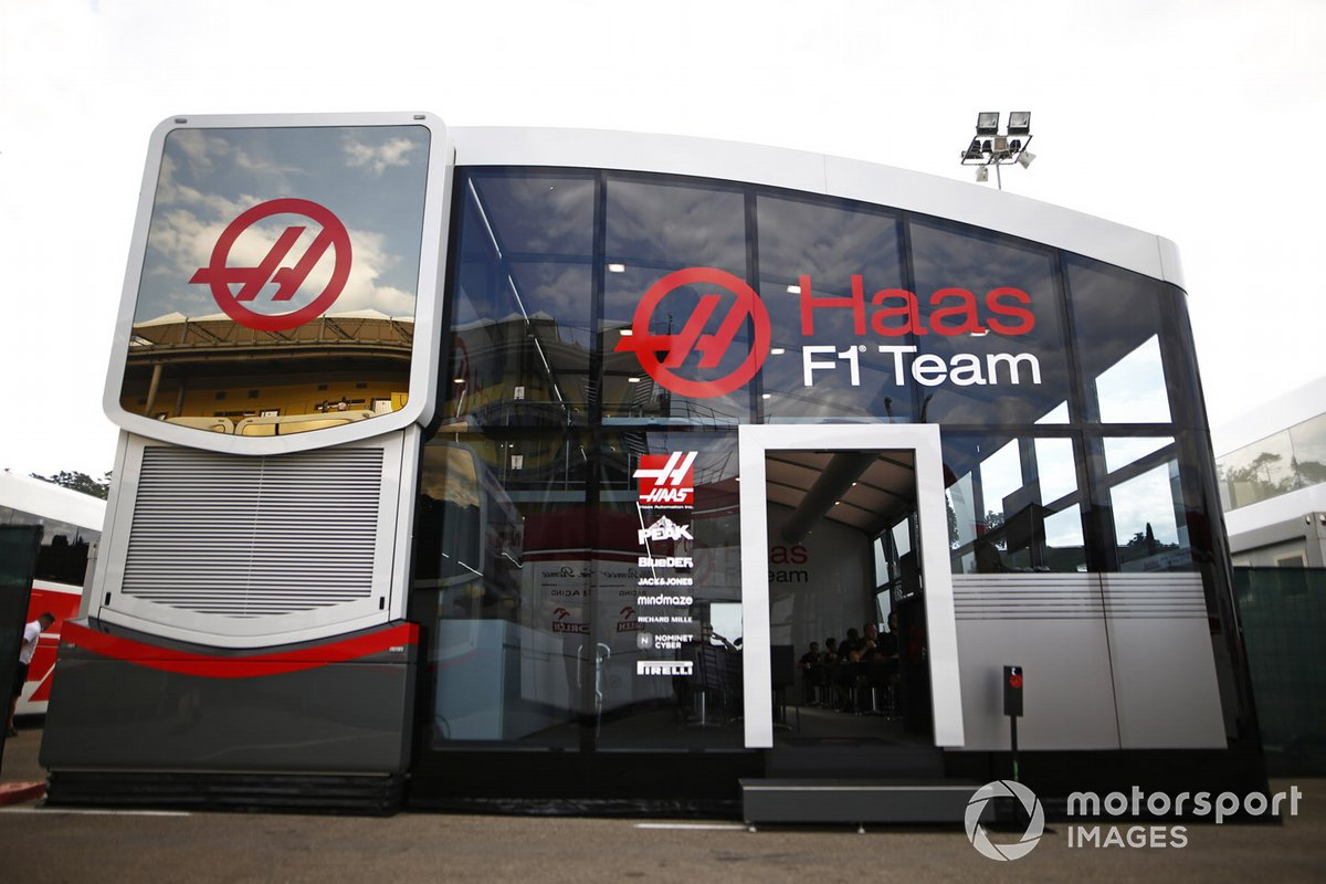 El hospitality de Haas