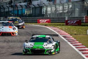 #31 Team WRT Audi R8 LMS GT3: Mirko Bortolotti, Rolf Ineichen, Kelvin van der Linde