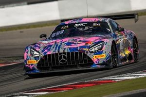 #74 Ram Racing Mercedes-AMG GT3: Remon Vos, Tom Onslow-Cole, Martin Konrad