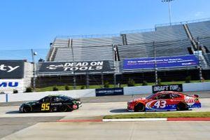 Christopher Bell, Leavine Family Racing, Toyota Camry Germania Insurance, Darrell Wallace Jr., Richard Petty Motorsports, Chevrolet Camaro Door Dash