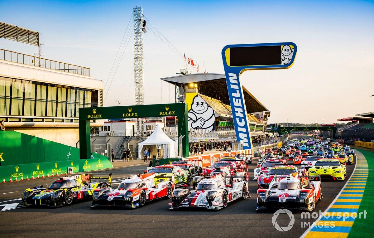 Pełna stawka 88. edycji Le Mans 24 Hours