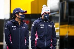Sergio Perez en Lance Stroll, Racing Point