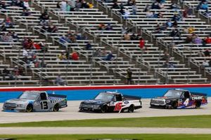 Johnny Sauter, ThorSport Racing, Ford F-150 Vivitar, Tanner Gray, DGR-Crosley, Ford F-150 Ford Performance, Raphael Lessard, Kyle Busch Motorsports, Toyota Tundra CANAC