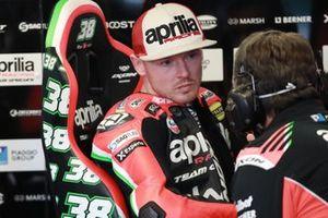 Bradley Smith, Aprilia Racing Team Gresini,