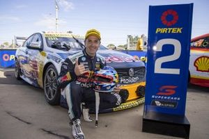 Second place Jamie Whincup, Triple Eight Race Engineering