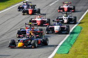 Liam Lawson, Hitech Grand Prix, David Beckmann, Trident et Michael Belov, Charouz Racing System