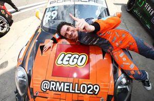 Rodrigo Mello e o Porsche LEGO ® Technic #29