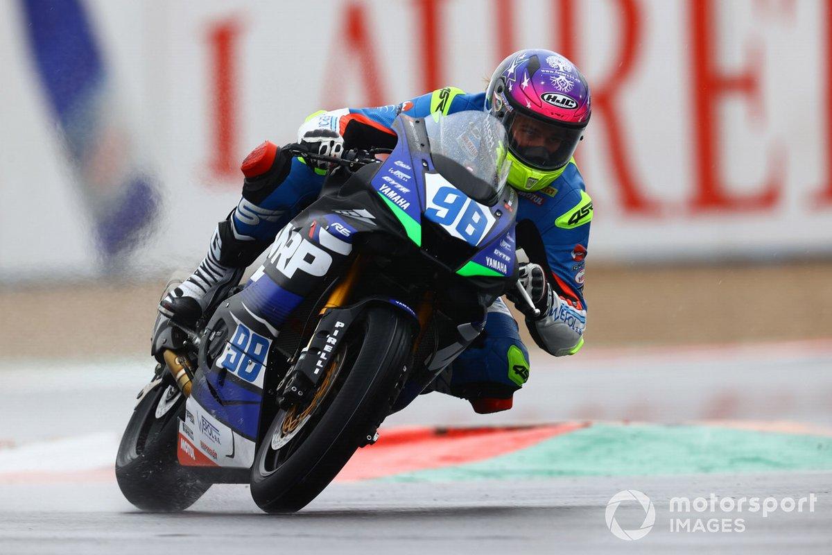 Karel Hanika, Yamaha YART
