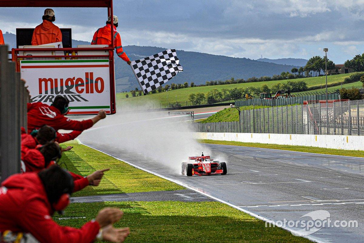 Arthur Leclerc; F3 Tatuus 318 AR #14; Prema Powerteam