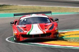Giorgio Roda, Alessio Rovera, Antonio Fuoco, Ferrari 488 GT3, AF Corse