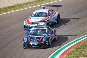 Giovanni Altoè, Raptor Engineering davanti a Leonardo Caglioni, Ombra Racing