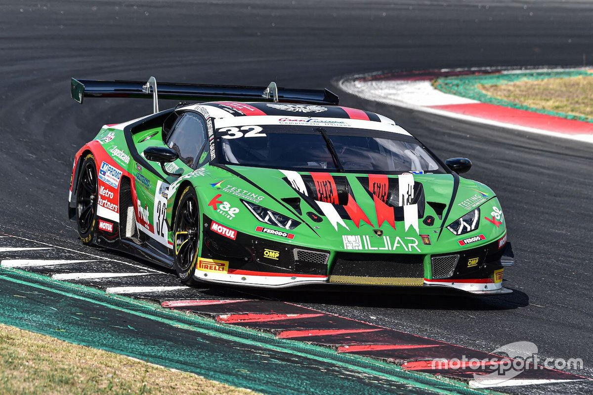 Kikko Galbiati, Venturini Giovanni, Lamborghini Huracan GT3 Evo, Imperiale Racing