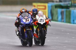 Garrett Gerloff, GRT Yamaha, Michael Ruben Rinaldi, Team Goeleven