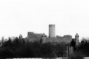 The Nurburg castle