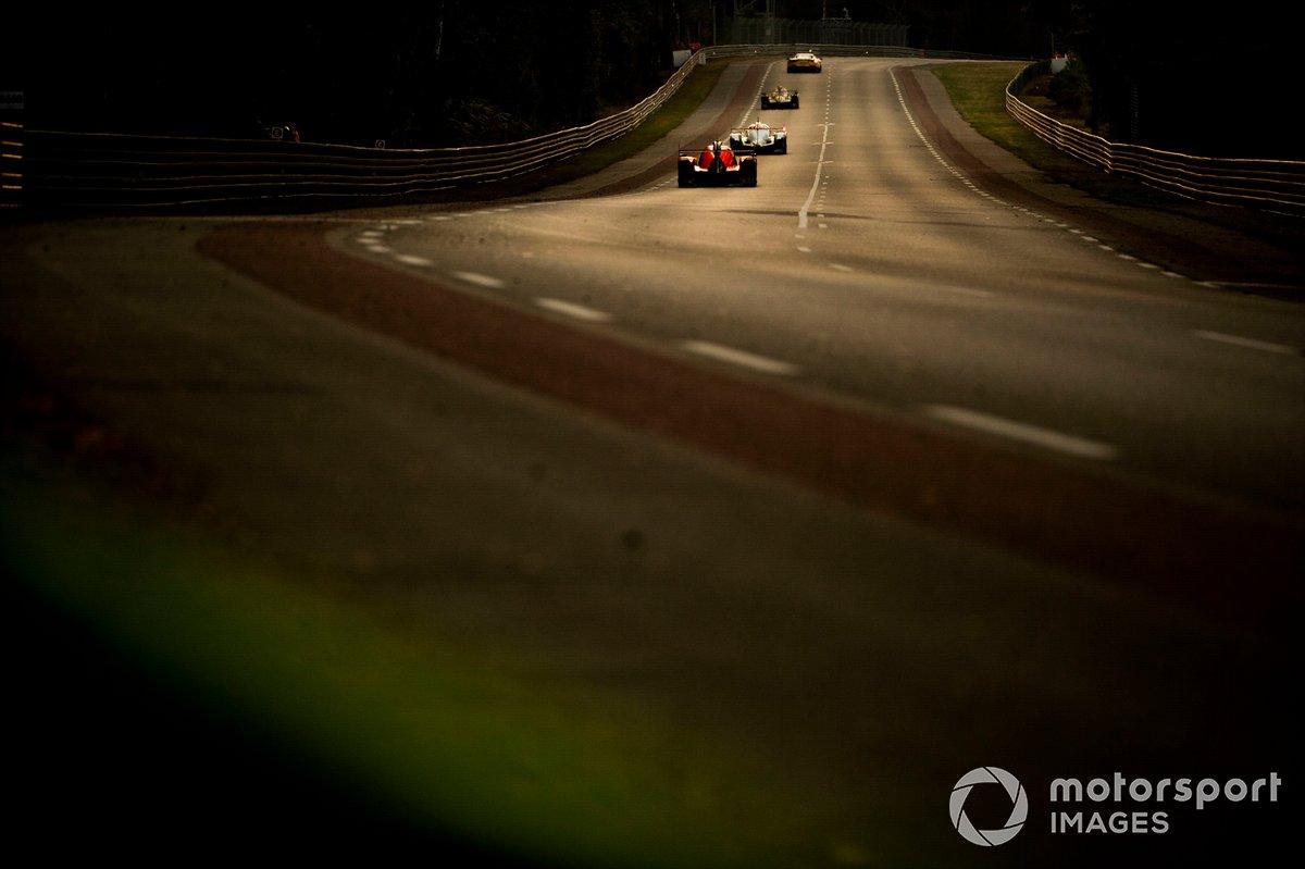 Los coches LMP2
