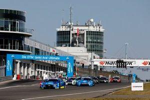 Restart, Robin Frijns, Audi Sport Team Abt Sportsline, Audi RS5 DTM leads