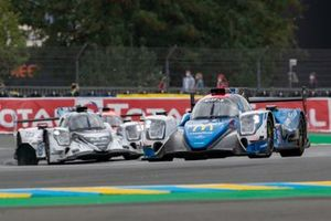 #31 Panis Racing - ORECA 07 - GIBSON: Nicolas Jamin, Julien Canal, Matthieu Vaxiviere