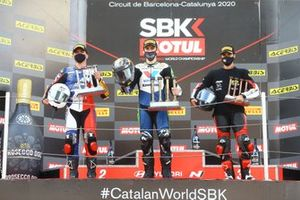 Samuel Di Sora, Tom Booth-Amos, RT Motorsports by SKM – Kawasaki, Marc Garcia, 2R Racing