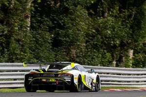 #2 Jenson Team Rocket RJN McLaren 720S GT3: James Baldwin, Michael O'Brien