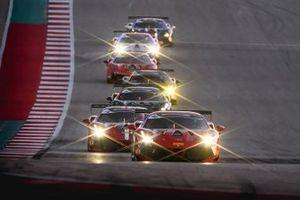 Ferrari Challenge at COTA