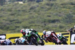 Lucas Mahias, Kawasaki Puccetti Racing, Raffaele De Rosa, MV Agusta Reparto Corse