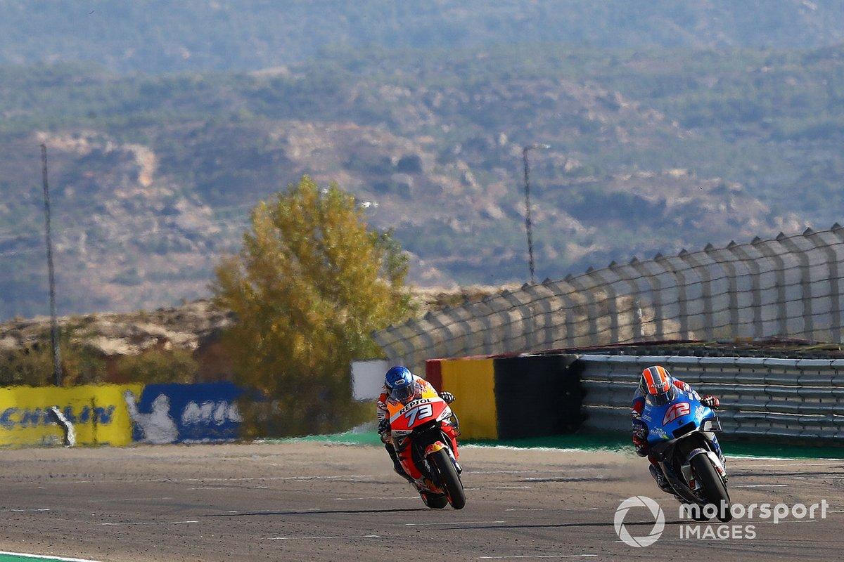 GP de Teruel: Alex Rins, Team Suzuki MotoGP