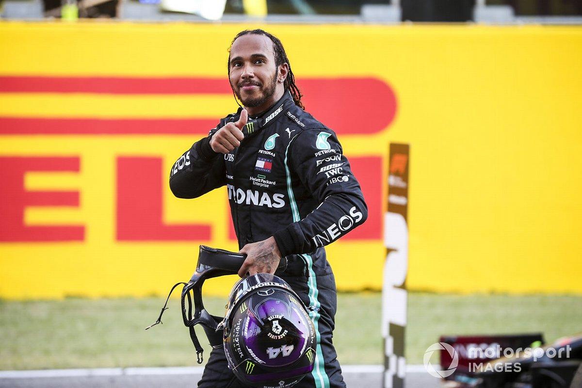 90 - GP de la Toscana 2020, Mercedes