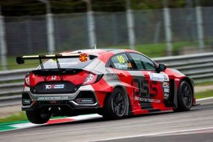 Viktor Davidovski, PSS Racing Team, Honda Civic Type R FK7 TCR