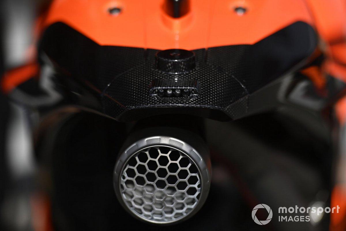Moto de Red Bull KTM Tech3