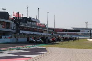 La griglia di partenza della Finale Mondiale Ferrari, Coppa Shell 2020