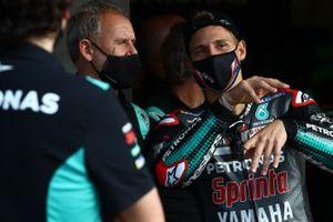 Wilco Zeelenberg, Fabio Quartararo, Petronas Yamaha SRT