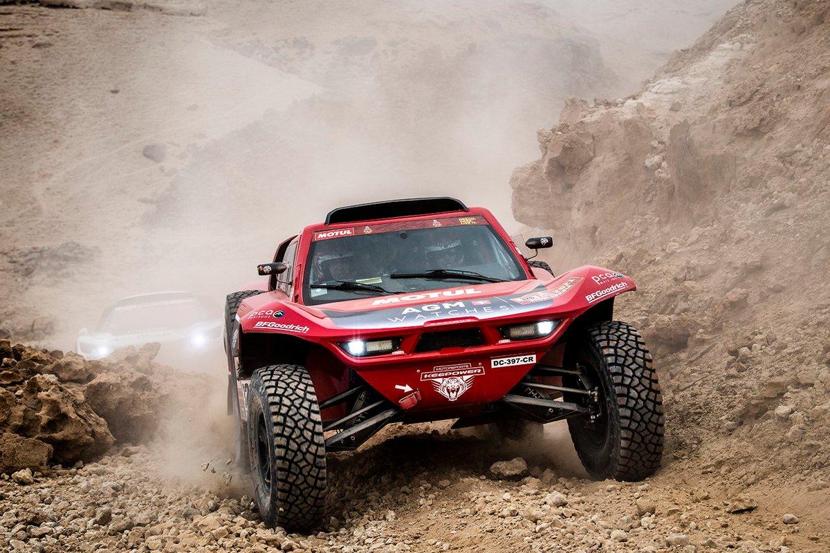 #326 MD Rallye Sport Optimus: Christian Lavieille, Jean-Pierre Garcin