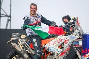 #78 Cesare Zacchetti KTM: Cesare Zacchetti