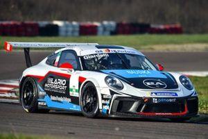 Alessandro Giardelli con Dinamic Motorsport nel 2021