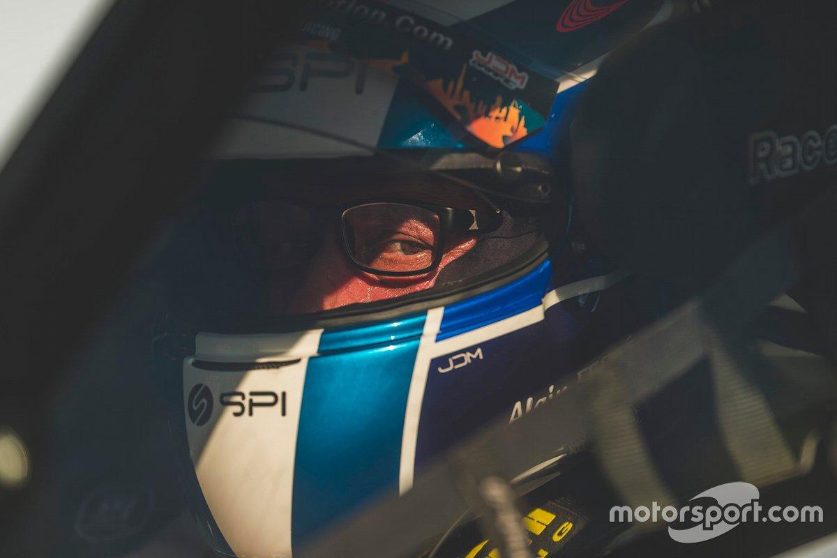 #36 GPX Racing Porsche 911 GT3 R: Alain Ferté