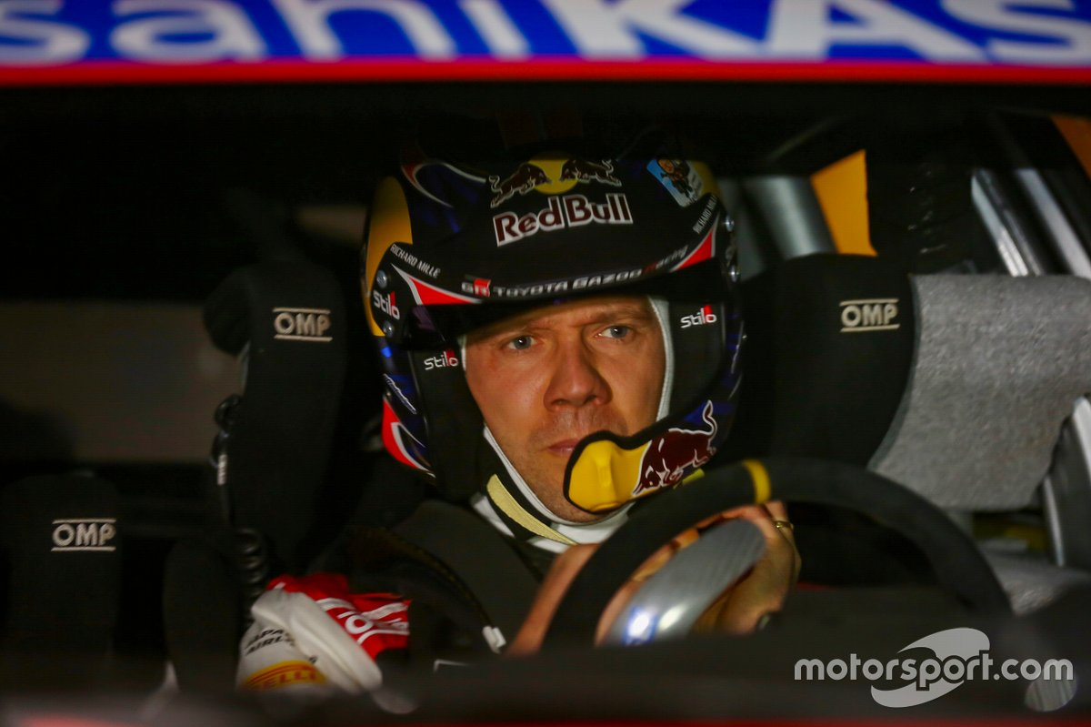 Sébastien Ogier, Toyota Gazoo Racing