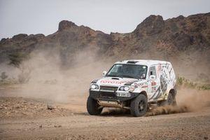 #219 Lacarrau/Quemin Toyota: Maxime Lacarrau, Louis Quemin Pierre