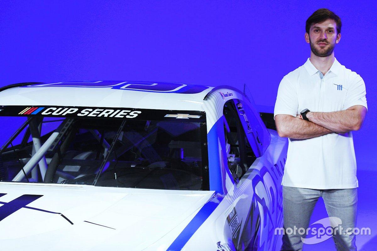 Daniel Suárez, Trackhouse Racing Team