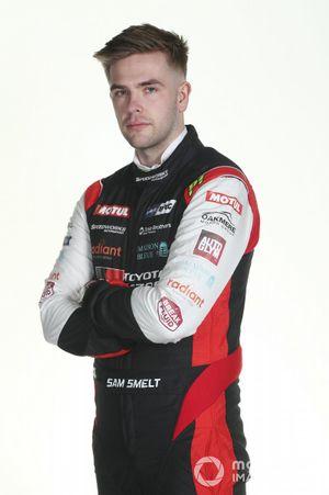 Sam Smelt, Toyota Gazoo Racing UK Toyota Corolla